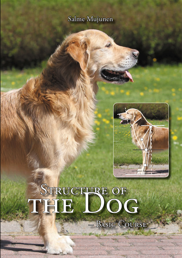 Structure of the Dog, Basic Course - Book Cover